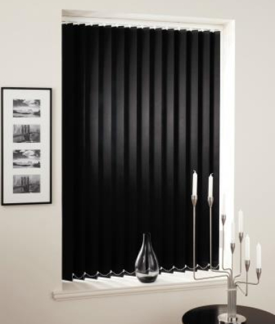 Block out Vertical Blinds